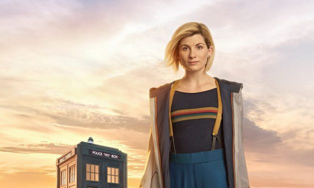 Jodie Whittaker Confirmed for DOCTOR WHO Season 12