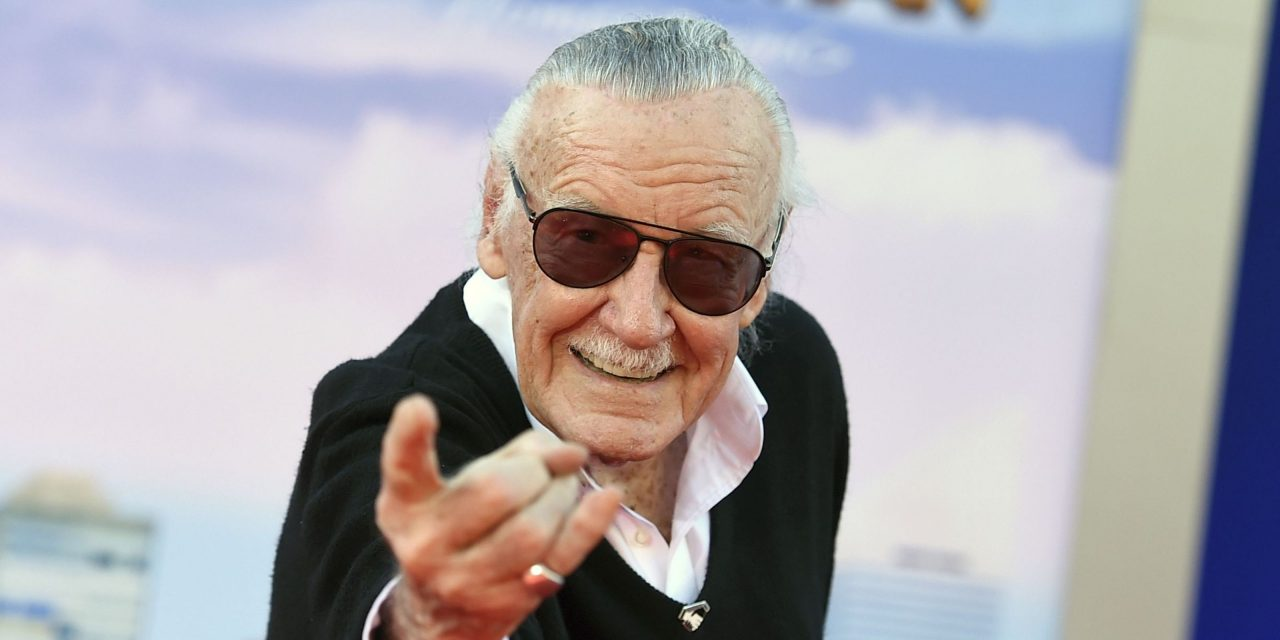 A GGA Tribute to the Man the Myth and the Legend STAN LEE