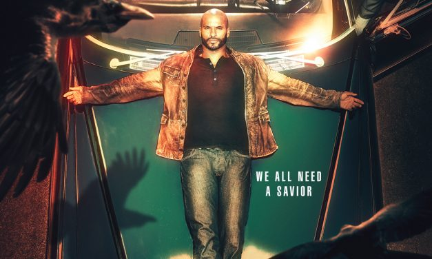 Starz Announces AMERICAN GODS Season 2 Premiere Date with New Poster