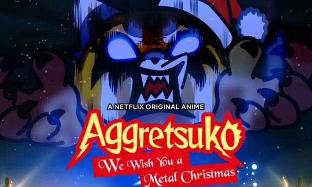 AGGRETSUKO Is Getting a Very Metal Christmas Special