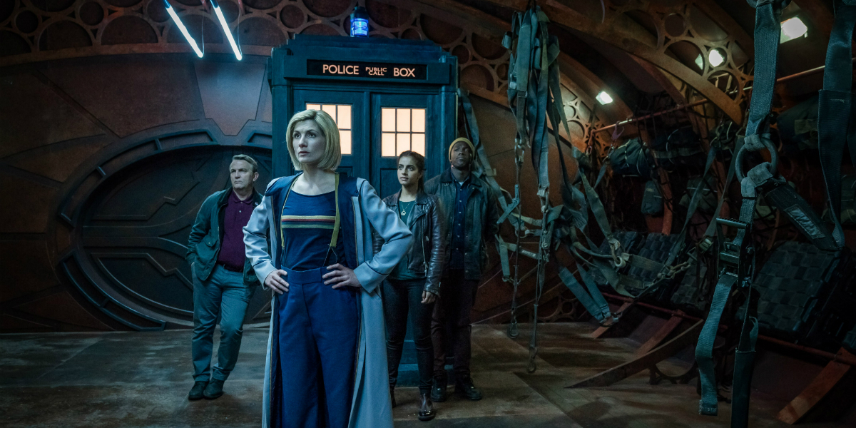 DOCTOR WHO Season Finale Recap: (S11E10) The Battle of Ranskoor Av Kolos