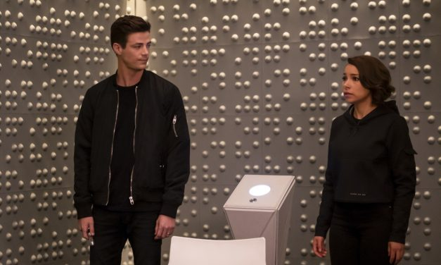 THE FLASH Recap: (S05E08) What's Past is Prologue