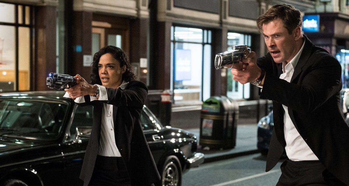 Get Ready for a Wild Ride with the New MEN IN BLACK: INTERNATIONAL Trailer