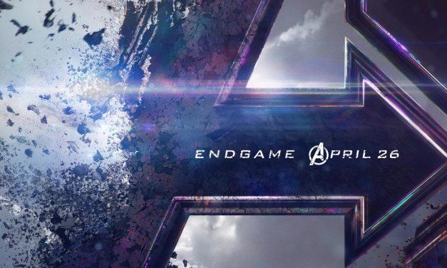 AVENGERS: ENDGAME Poster Reveals New Release Date