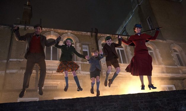 MARY POPPINS RETURNS Spoiler Review