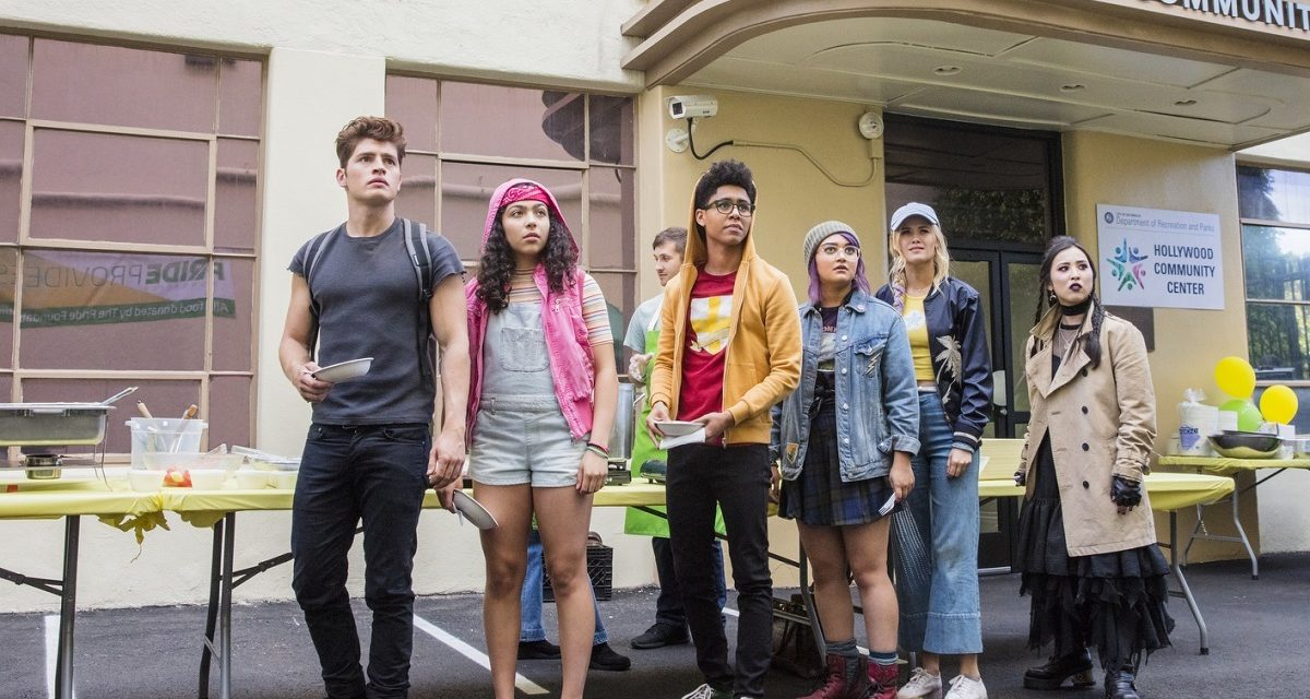 MARVEL'S RUNAWAYS Announces Season 3 with Dino-riffic Teaser