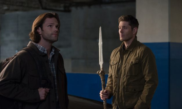 SUPERNATURAL Recap: (S14E09) The Spear