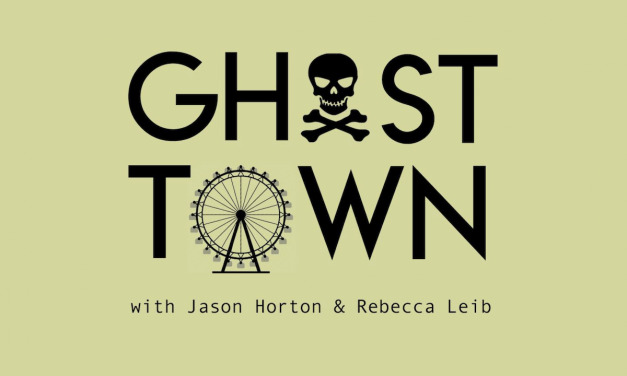 Podcast Review: GHOST TOWN
