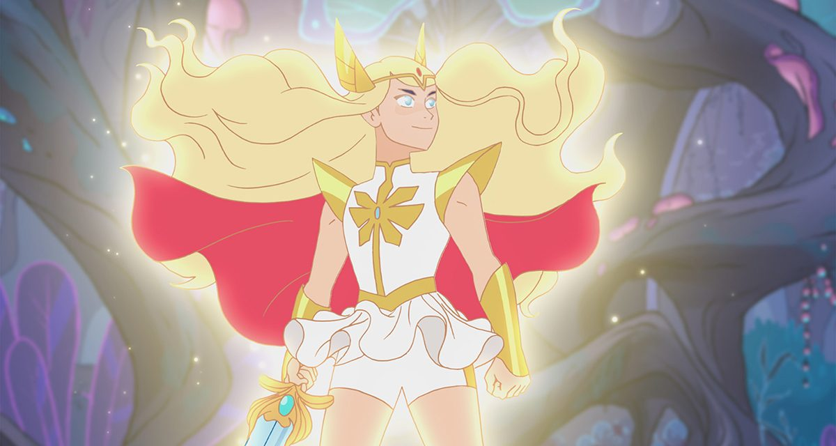 SHE-RA AND THE PRINCESSES OF POWER: Female Heroism for the Modern Age