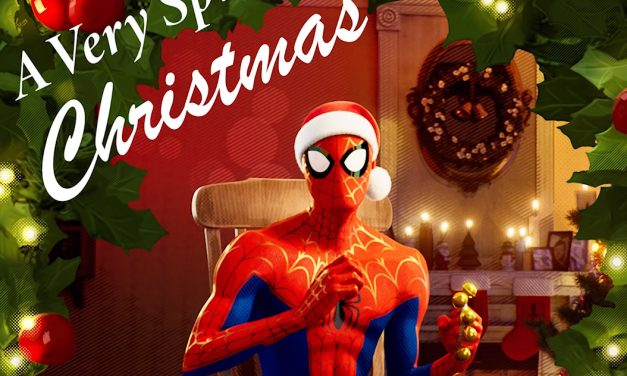 Sony Releases SPIDER-MAN: INTO THE SPIDER-VERSE Christmas Tracks