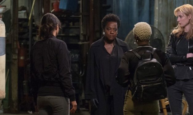 Movie Review: WIDOWS