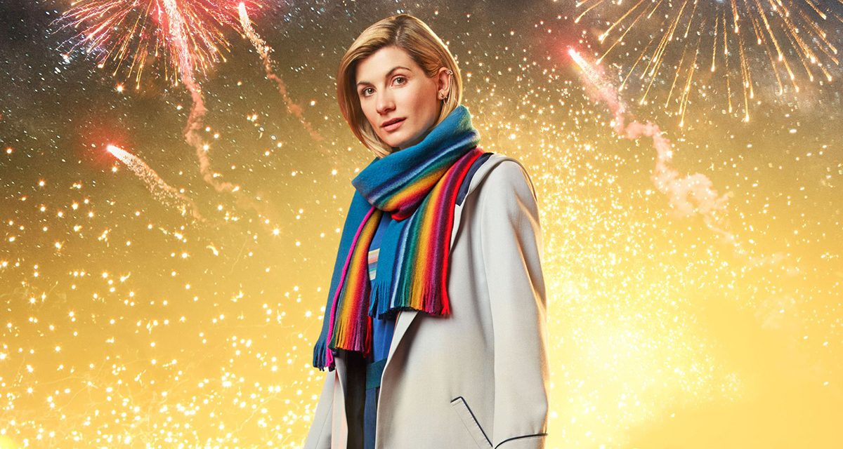 DOCTOR WHO: Jodie Whittaker Confirms Return for Next Season, Talks Critics and Whovian Love