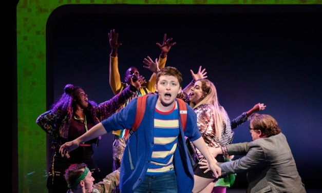 BE MORE CHILL Broadway Cast Announced