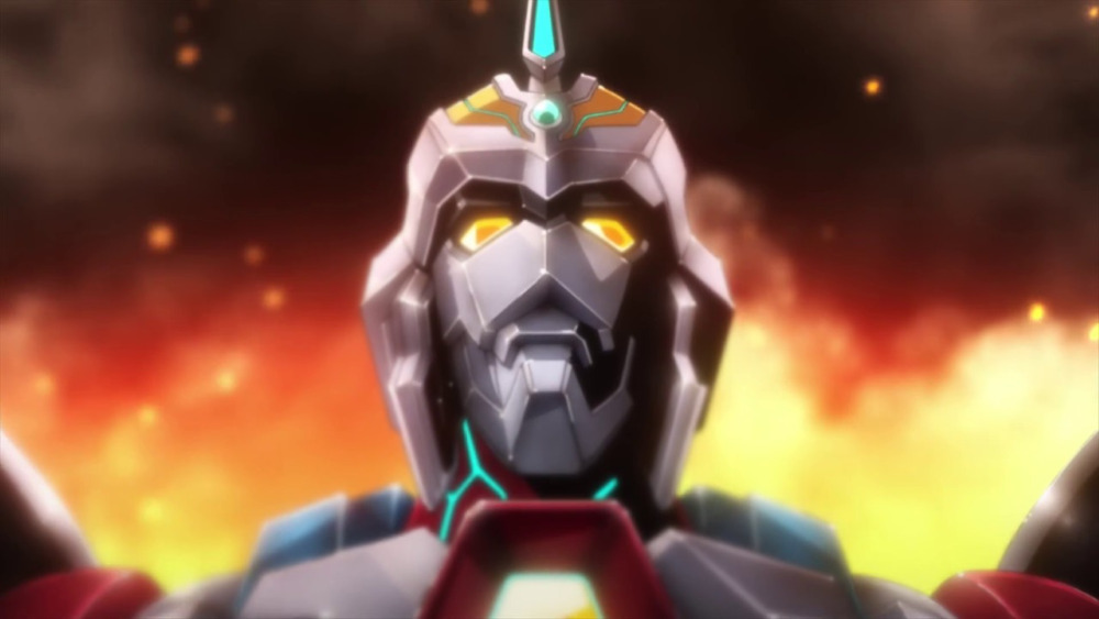 God's In Her Heaven: Becoming the Kaiju in SSSS.GRIDMAN
