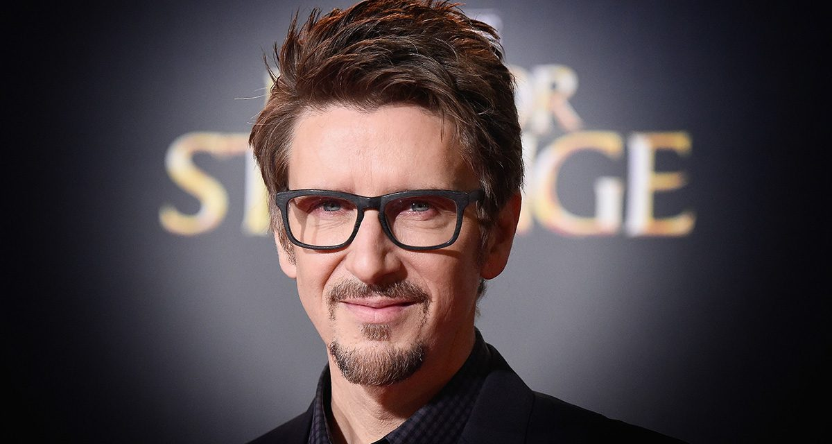 Scott Derrickson Set to Return as Director for DOCTOR STRANGE Sequel