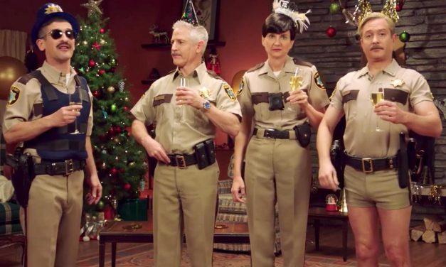 Jim Dangle and Friends Will Reunite for a RENO 911! New Year's Eve Marathon