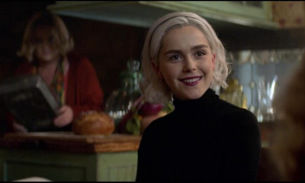 CHILLING ADVENTURES OF SABRINA Gets Season 2 Teaser and Premiere Date