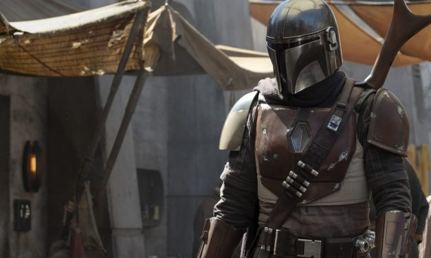 THE MANDALORIAN Has Officially Wrapped