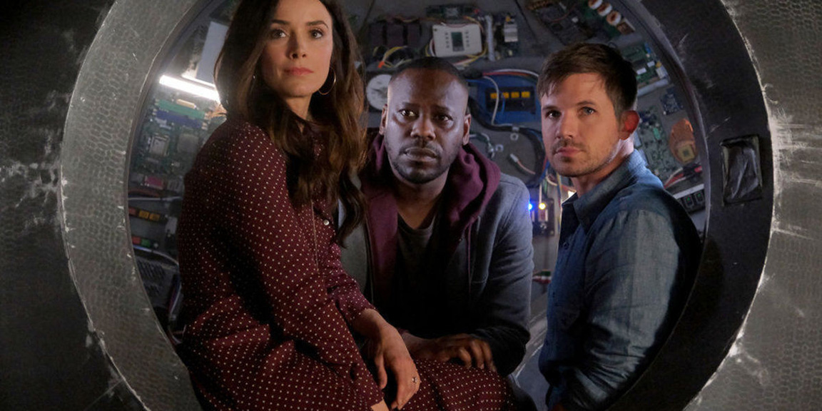 TIMELESS Movie Recap: (S02E11 & E12) The Miracle of Christmas, Parts I & II