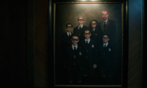 THE UMBRELLA ACADEMY Trailer Introduces the Family to Save the World