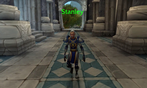 Blizzard Immortalizes Stan Lee with In-Game Tribute for WORLD OF WARCRAFT