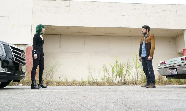 THE GIFTED Recap: (S02E10): eneMy of My eneMy