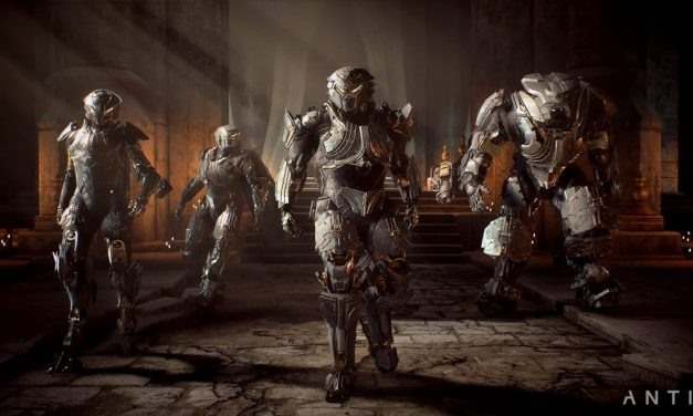 Meet the Four Javelins of ANTHEM