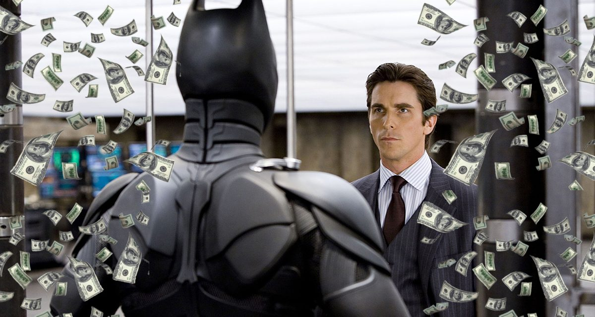 6 of the Richest Superheroes in DC Comics and Marvel