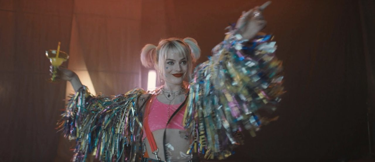 Harley Quinn Is Fabulous in First Look of BIRDS OF PREY