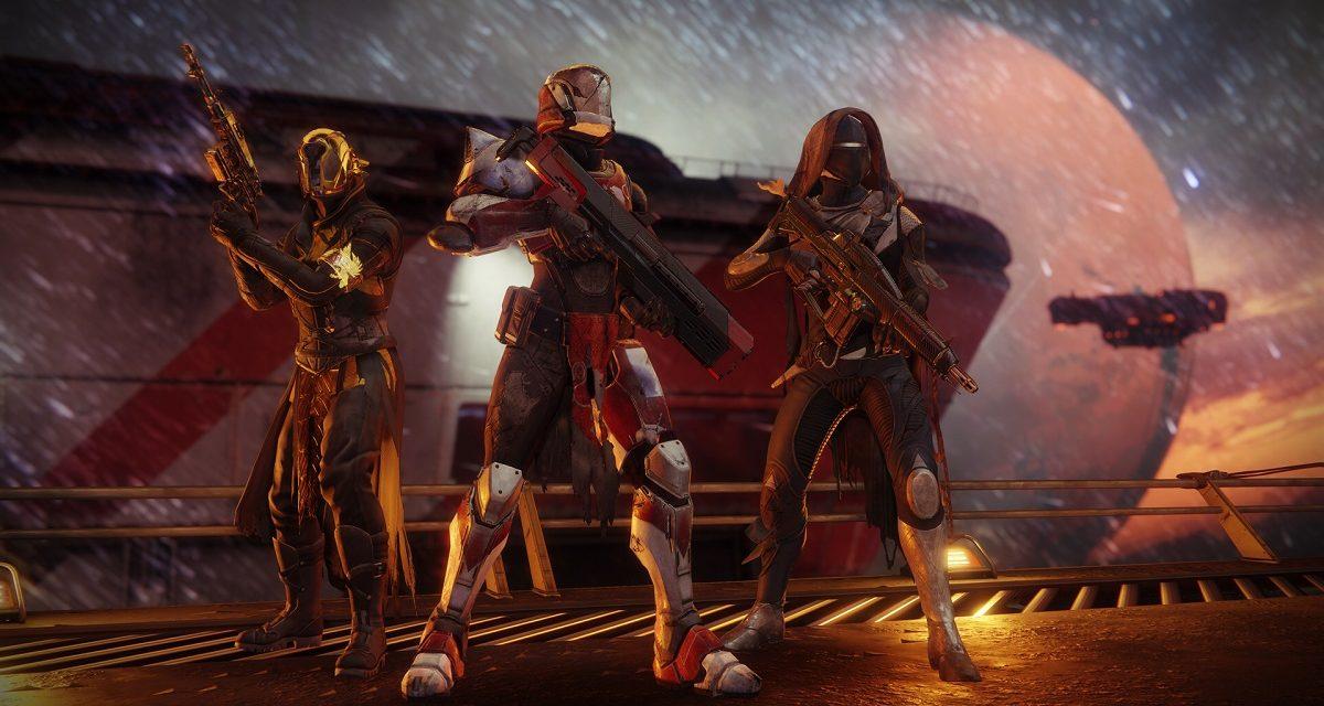 DESTINY Developer Bungie Splits from Activision