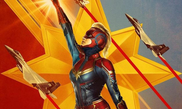 More Skrulls and Kree in the New CAPTAIN MARVEL Special Look PLUS New Posters!