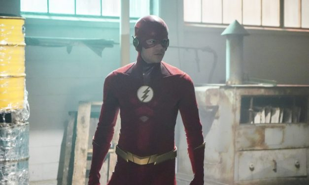 THE FLASH Recap: (S05E11) Seeing Red