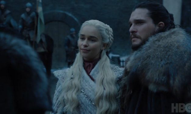 Daenerys Arrives in Winterfell in New Footage from GAME OF THRONES Final Season