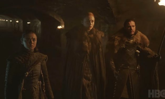 GAME OF THRONES Return Date Revealed in Freaky First Season 8 Teaser