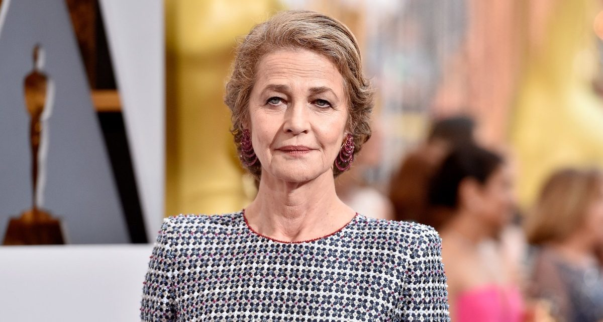 Charlotte Rampling Cast as DUNE's Reverend Mother Mohiam