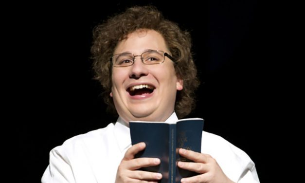 "Say ""Hello!"" to BOOK OF MORMON Alum Jared Gertner at OCSA This Weekend"