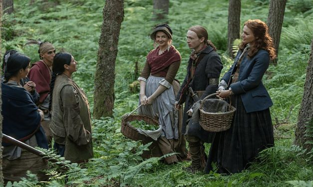 OUTLANDER Recap: (S04E10) The Deep Heart's Core