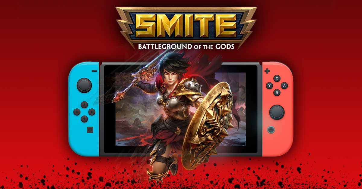 SMITE Brings the Fight to the Nintendo Switch