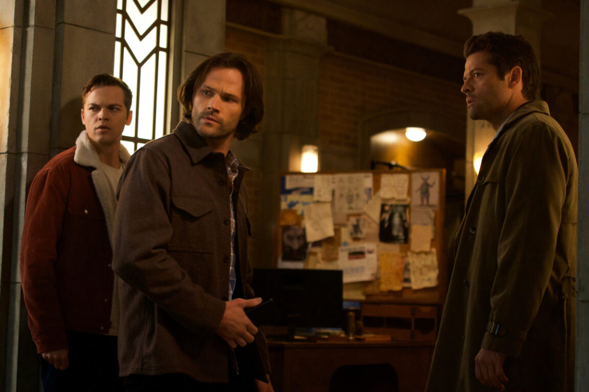 Jack, Sam and Cas Discuss How to Get Dean Back in Supernatural, Nihilism