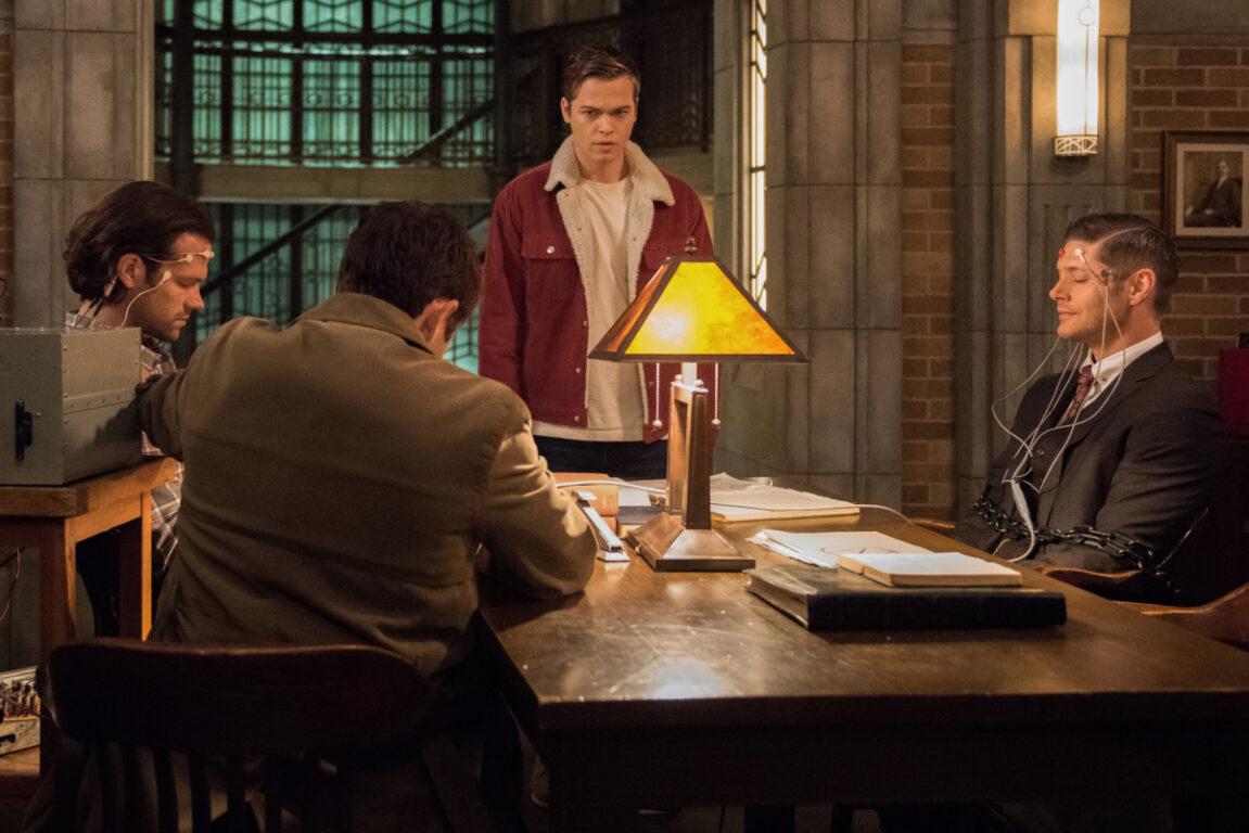 Sam and Castiel Enter Dean's Mind in Supernatural, Nihilism