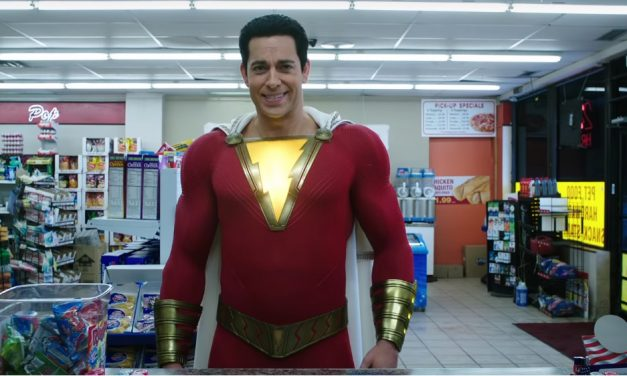 SHAZAM! Takes Flight in Latest Teaser Trailer