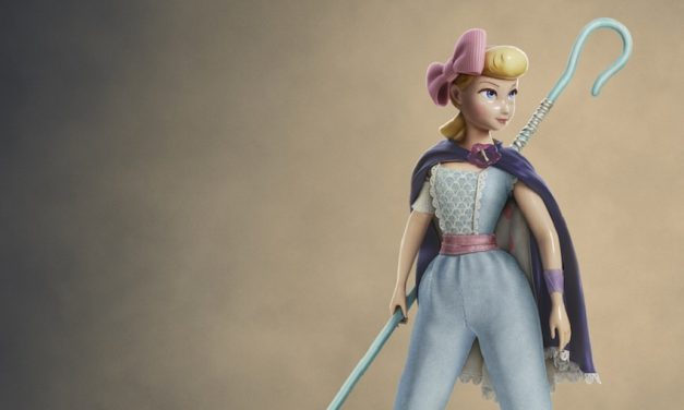 Bo Peep Returns with New Look in TOY STORY 4 Teaser