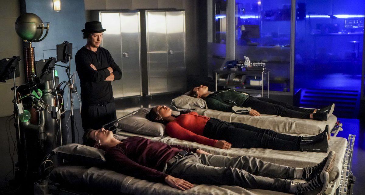 THE FLASH Recap: (S05E12) Memorabilia