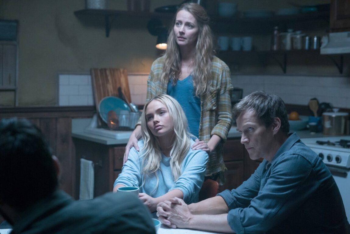 The Struckers discuss protection for Lauren