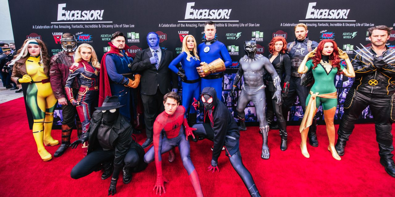 Stan Lee's Legacy Immortalized During EXCELSIOR! Tribute