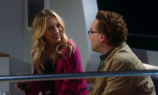 THE BIG BANG THEORY Recap: (S12E12) The Propagation Proposition