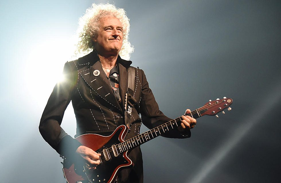 Scientist/Rockstar Brian May of QUEEN Releases Single in Honor of NASA New Horizons Flyby