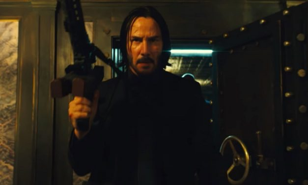 Watch the First Teaser Trailer for JOHN WICK: CHAPTER 3 – PARABELLUM