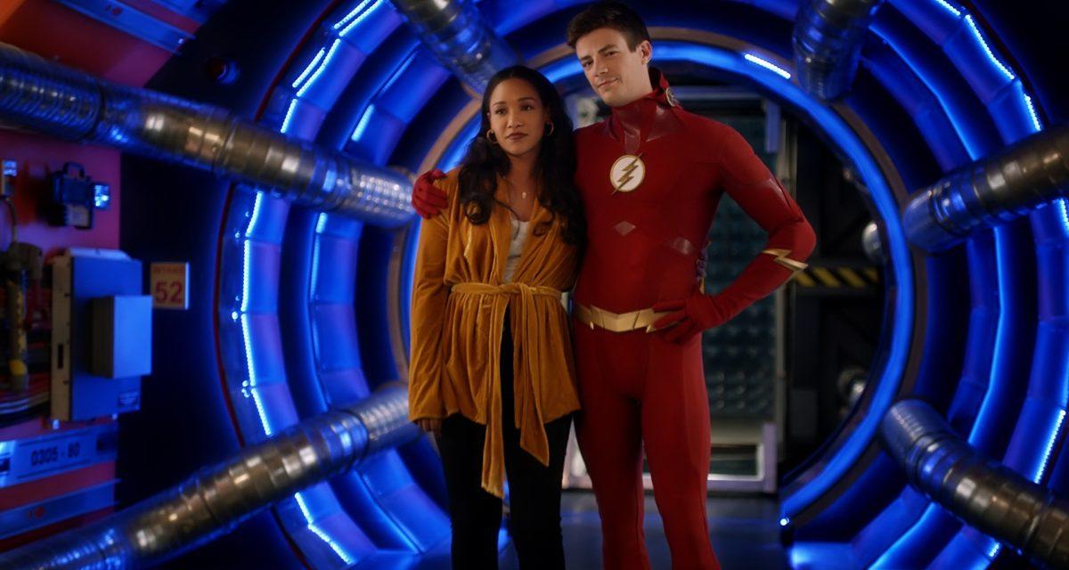 THE FLASH Recap: (S05E10) The Flash & The Furious
