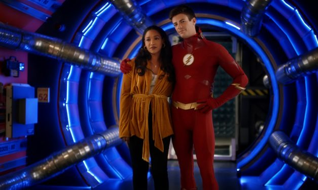 THE FLASH Recap: (S05E10) The Flash & The Furious